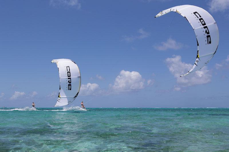 Location kitesurf leucate