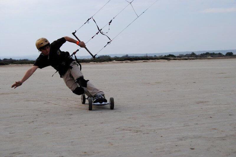 Cours et location de Power kite