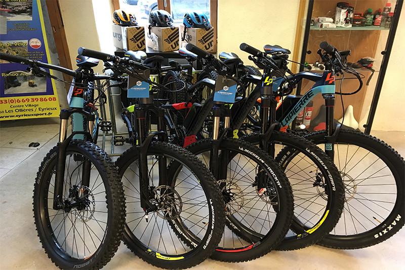 Achat vélo électrique vtt vae lapierre 2017