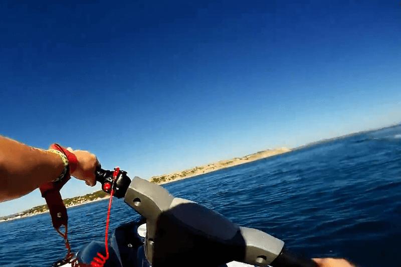 Initiation au jet ski à port leucate - 15 min