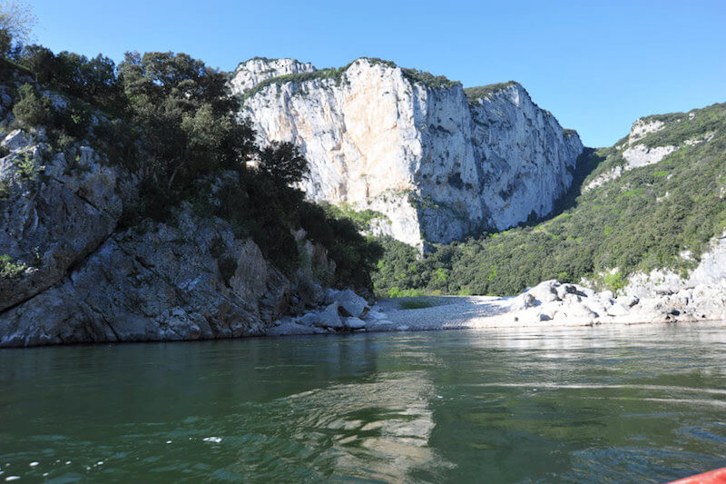Location de canoë saint martin d'ardèche