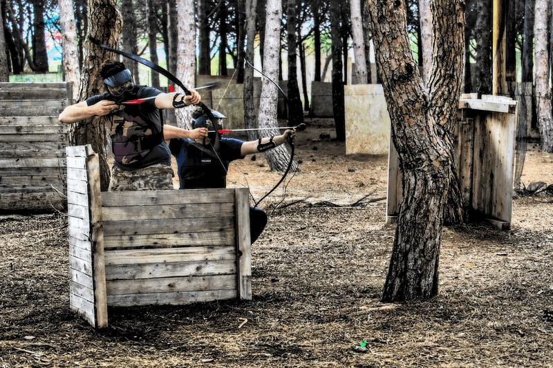 Archery Ball vers Perpignan