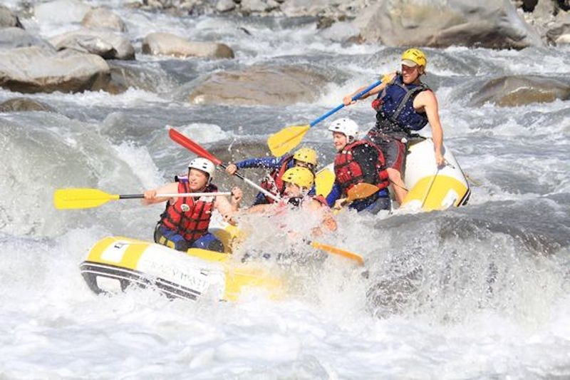Pack rafting découverte + sportive