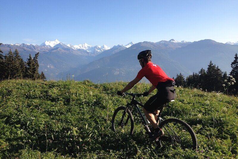 Swiss Bike School - Cours de MTB tous niveaux