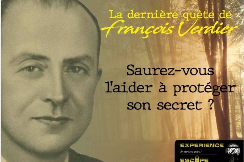 La dernière quête de François Verdier