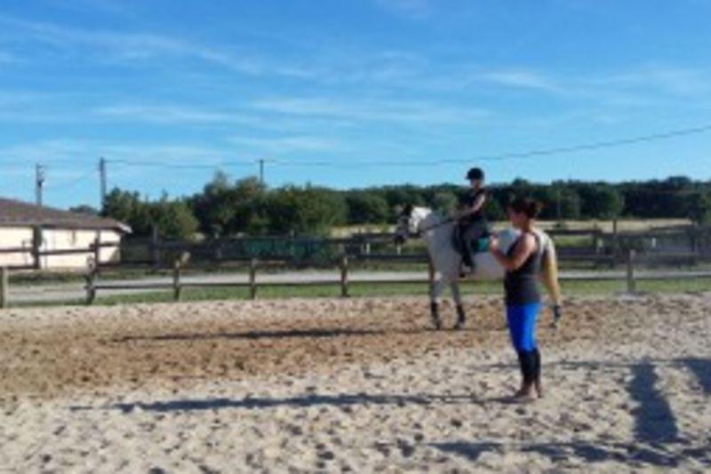 Pack découverte d'équitation