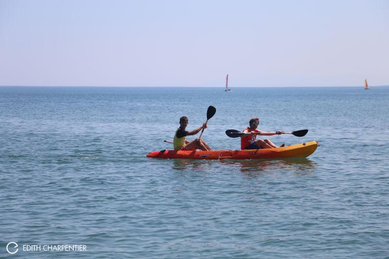 Cours particuliers canoë kayak : Tous niveaux