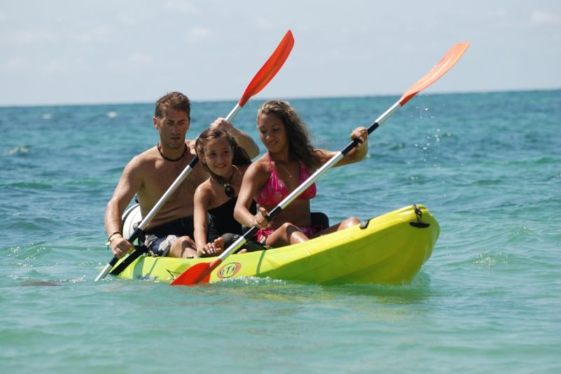 Location canoë kayak Gruissan