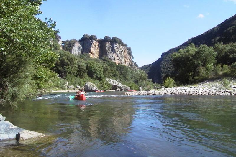 Descente 10km Tarassac-Ceps