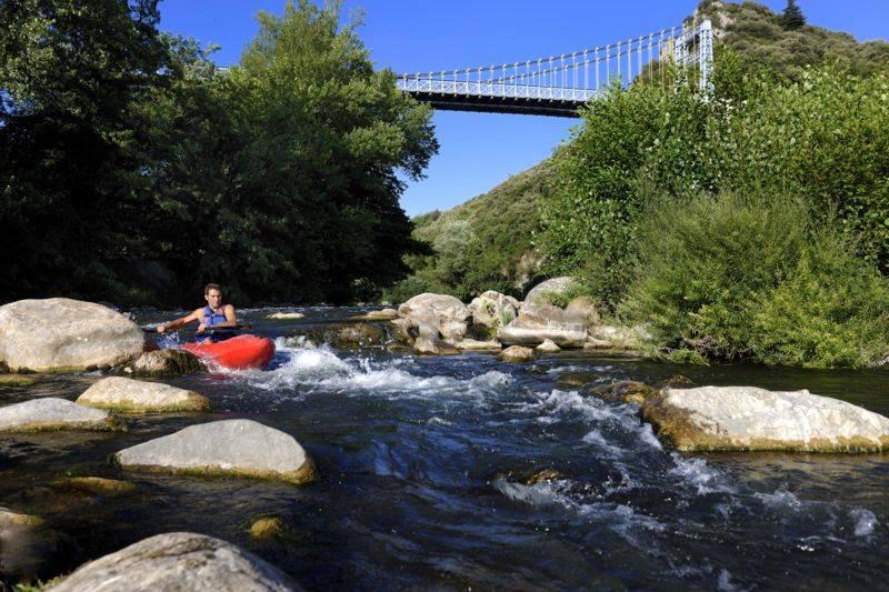 Descente 16km Tarassac-Roquebrun 5h30