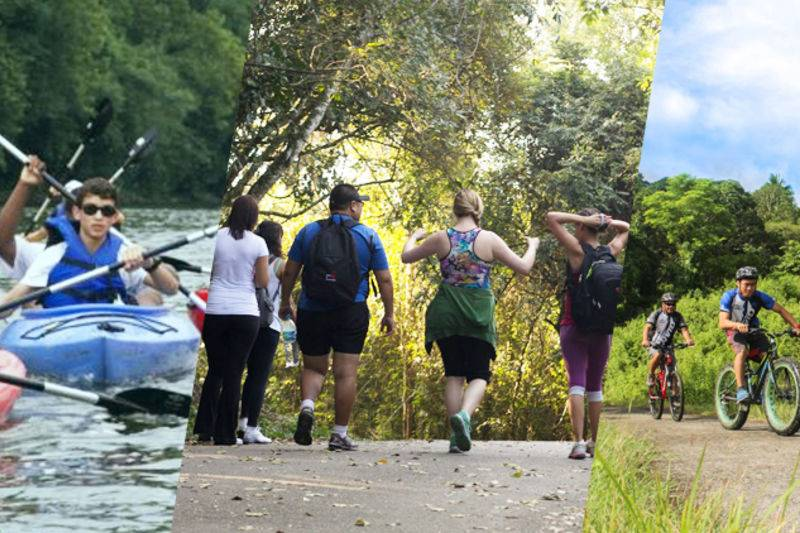 Journée sur-mesure le long de la Garonne - Kayak, vélo et randonnée