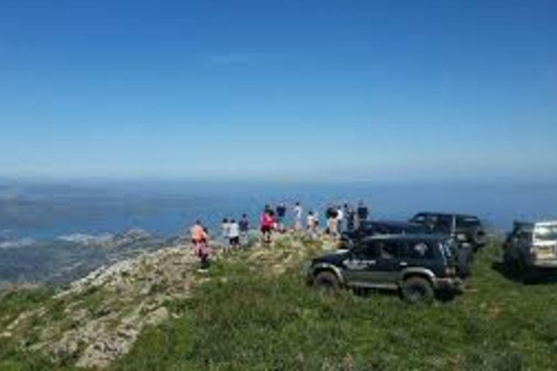 Randonnée en 4x4 dans le Cap Corse