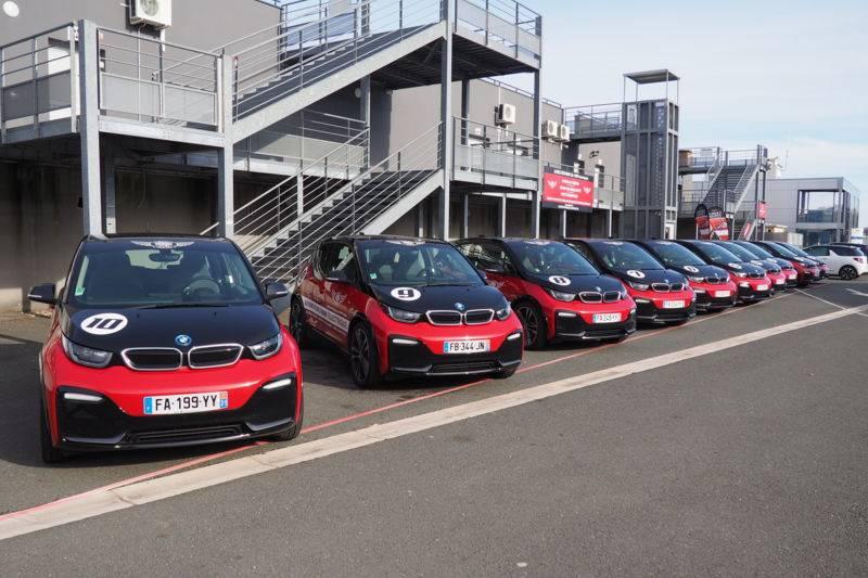 Chasse au Trésor & Rallye Touristique en voiture électrique