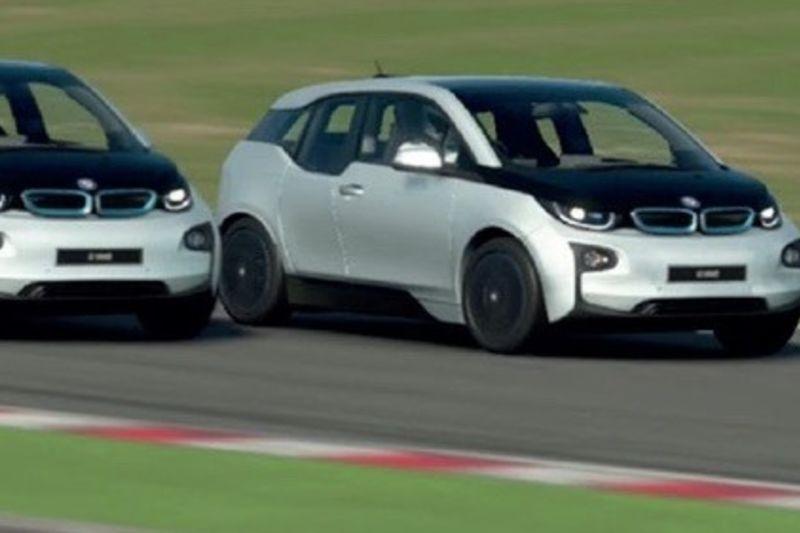 Grand Prix 100% électrique en BMW i3s