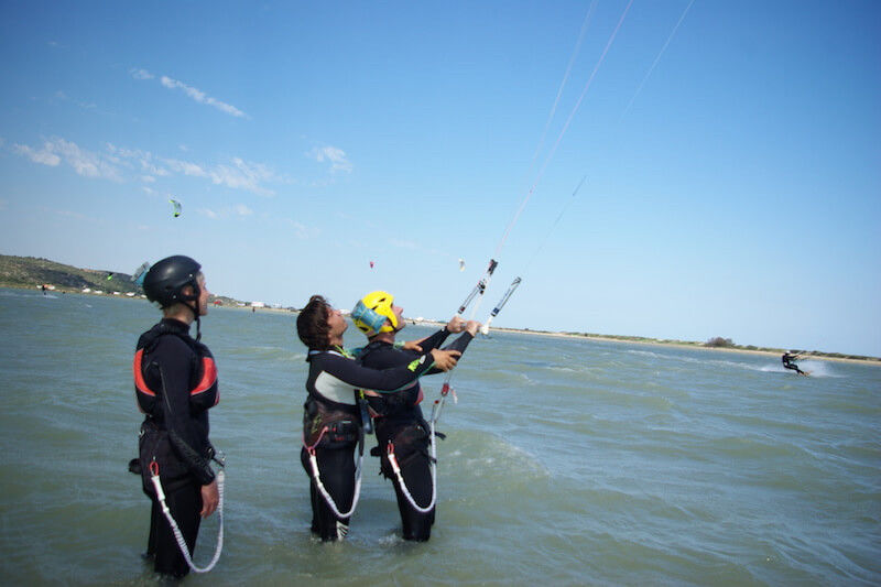 Initiation Kitesurf Leucate