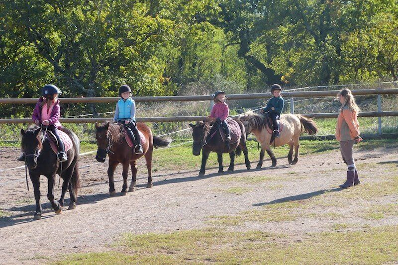 Riding Lessons in Ardeche