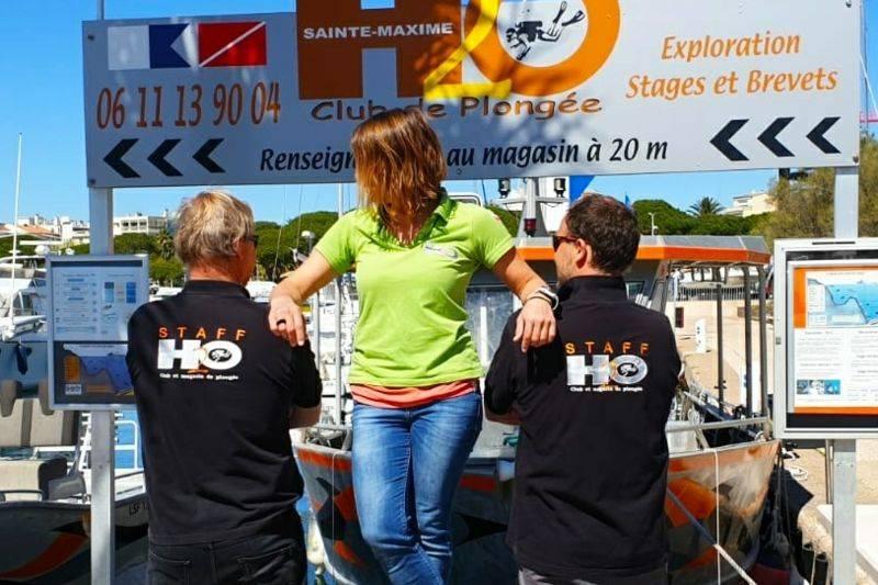 L'équipe H2O