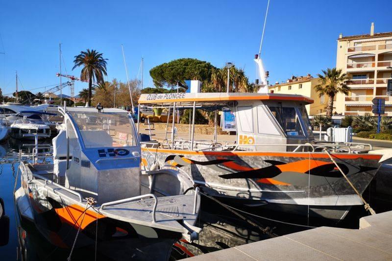 Les bateaux H2O