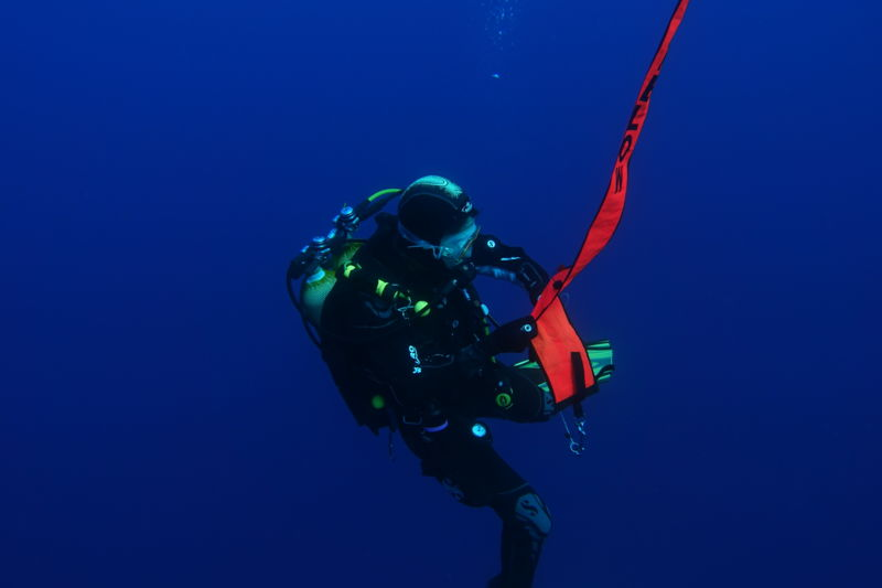 Stage de plongée niveau 2
