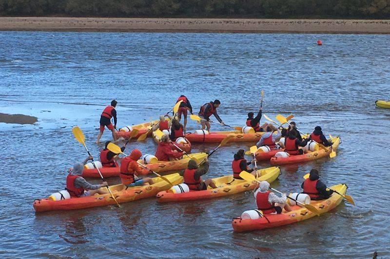 Kayak in canoa da Chalonnes a Montjean-sur-Loire 10 km