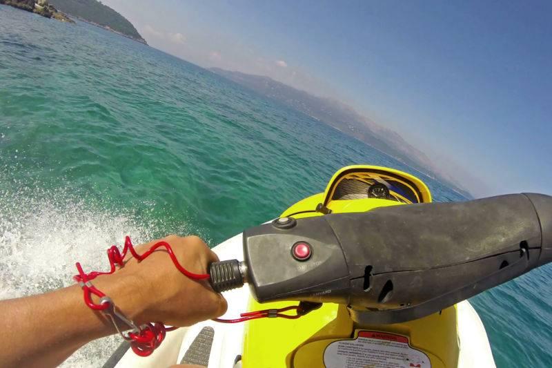 Rando Jet ski