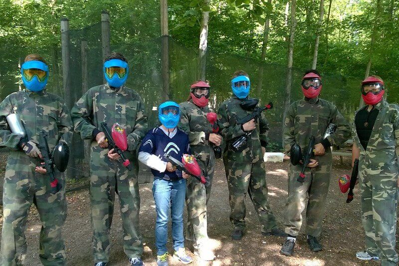 Paintball Adulte à crouy-sur-ourcq