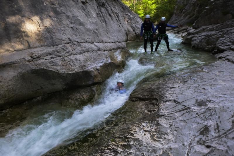 Canyoning Discovery trip