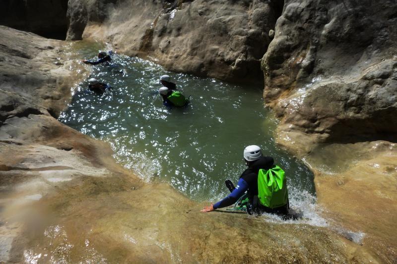 Canyoning day trip | Riolan
