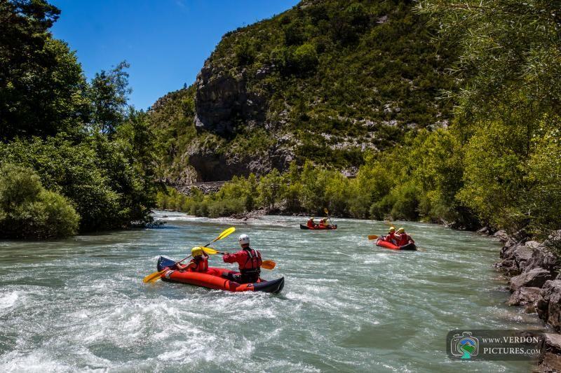 Canoe Kayak | Le baptême