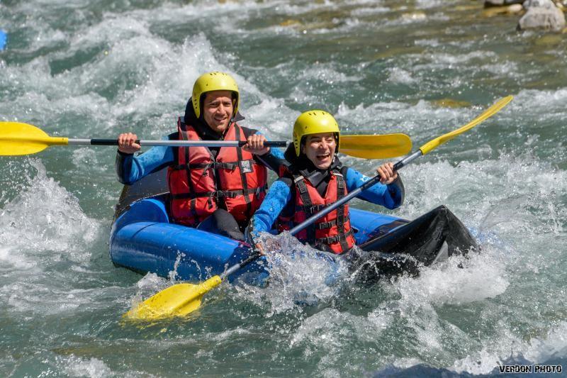 Canoe Kayak  Adrénaline