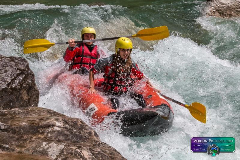 White water sporty day