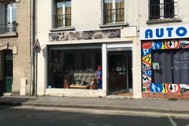 Boutique Retz Airsoft Shop