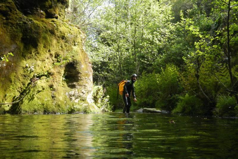 Canyon Sportif en Vallée Française