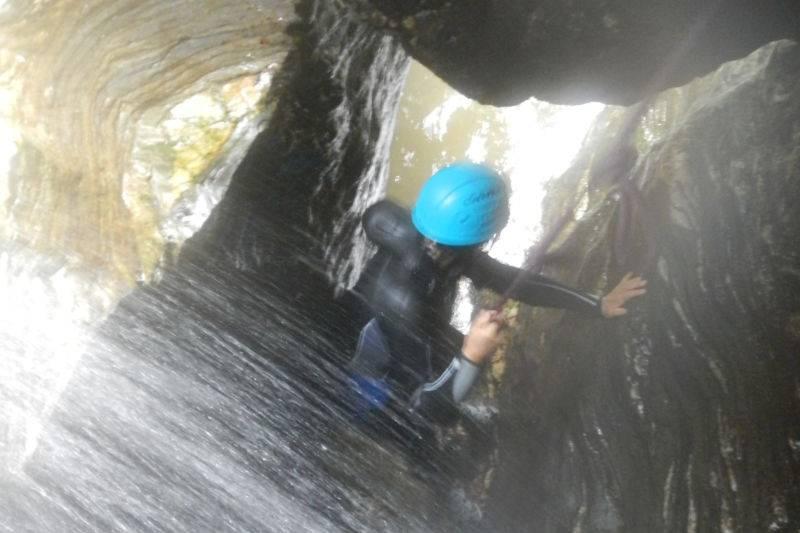 Canyon Vagabond en Cévennes