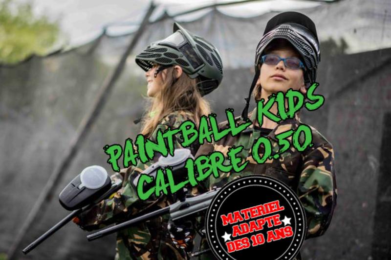 Paintball enfant vers Perpignan