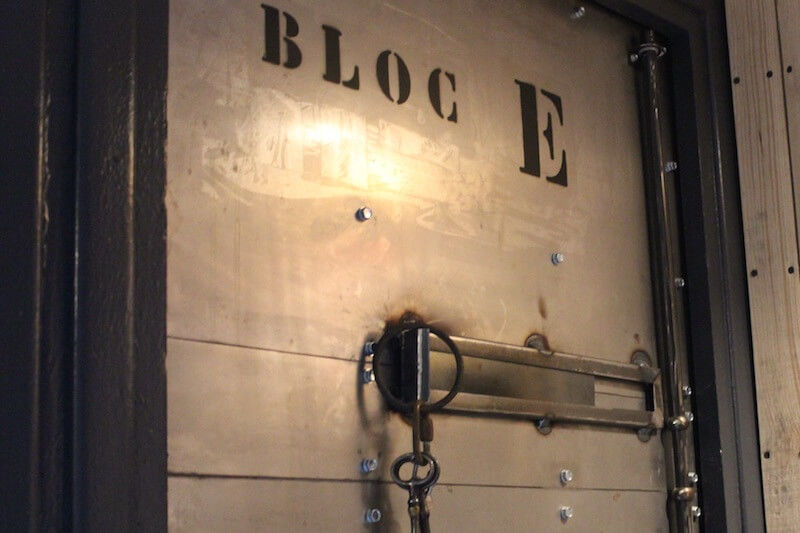 Escape room : Bloc E