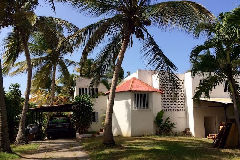 50m2 apartment - The mold, Guadeloupe