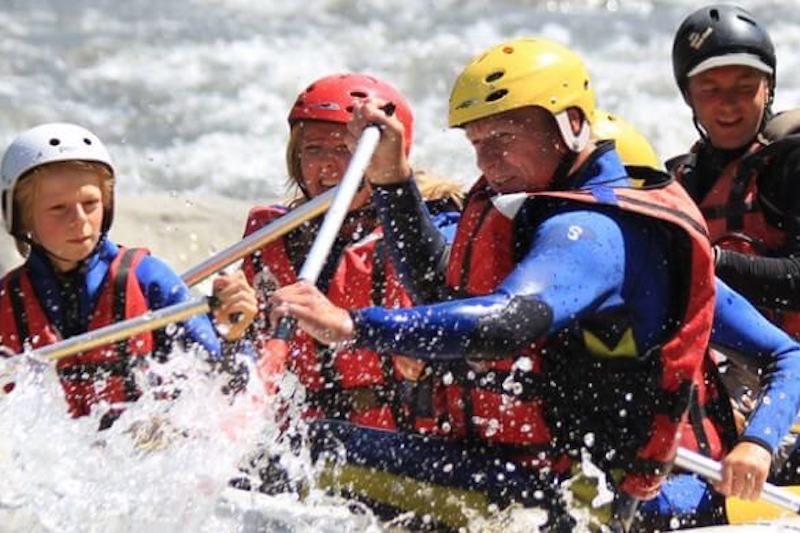 Rafting Descente Découverte de l'Ubaye