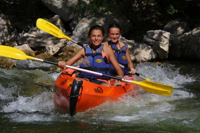 Descente de l'Ardèche  32km
