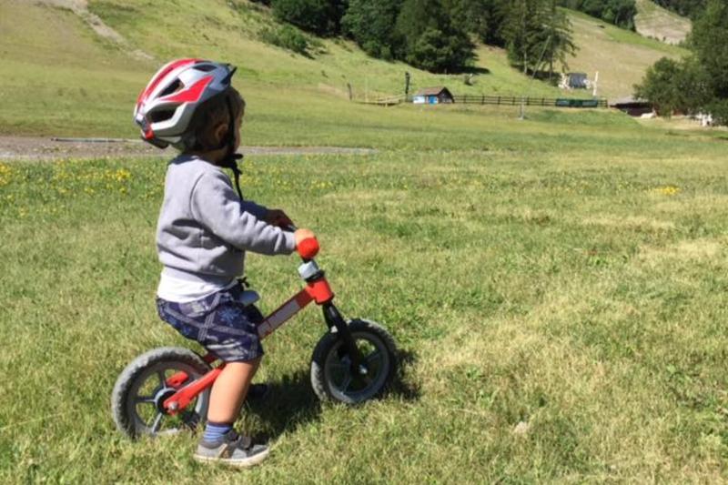 Location de Draisienne et vélos Kids