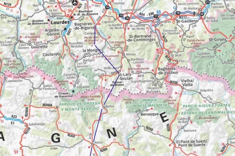 Projet 2020 - Séjour Gravel Bike All Road Trip - Pic du Midi - Alquezar