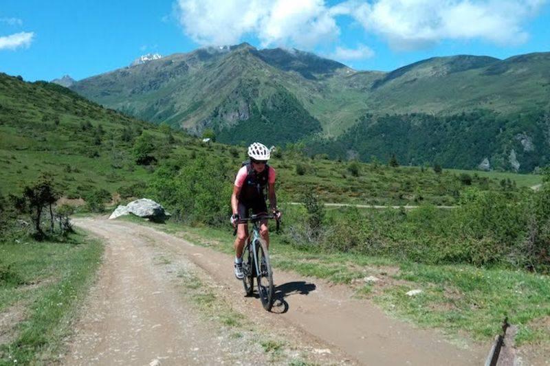 Nouveauté 2020 - Gravel bike dans les Pyrénées.