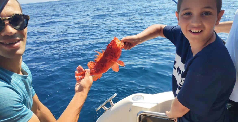 pêche cotière