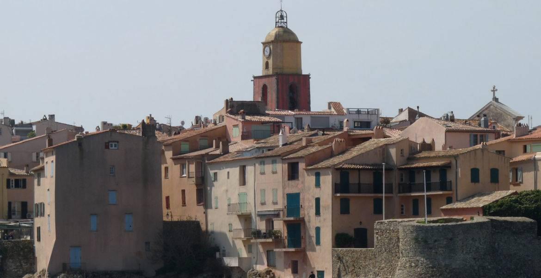 Visite du Golfe de saint Tropez