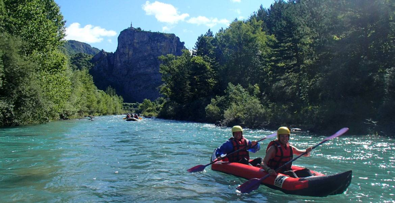 Intégrale Verdon Rafting et Kayak