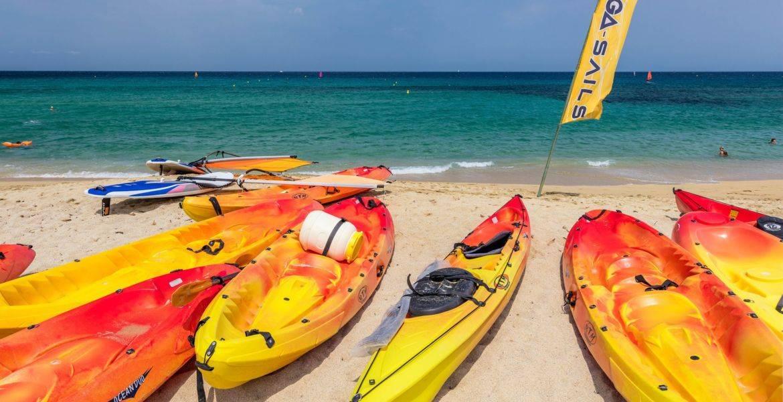 Location Kayak de mer