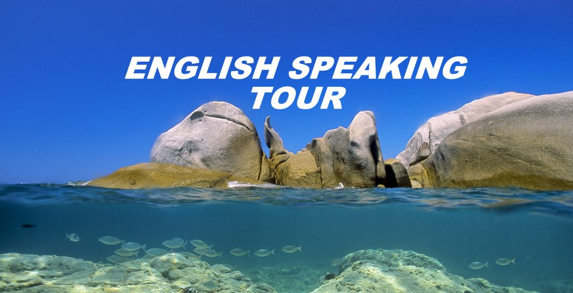 Snorkeling Balagna - English speaking