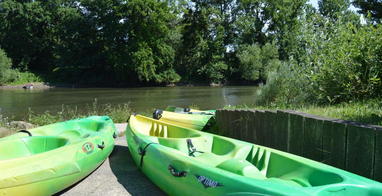 Canoë Kayak Fillé Sur Sarthe