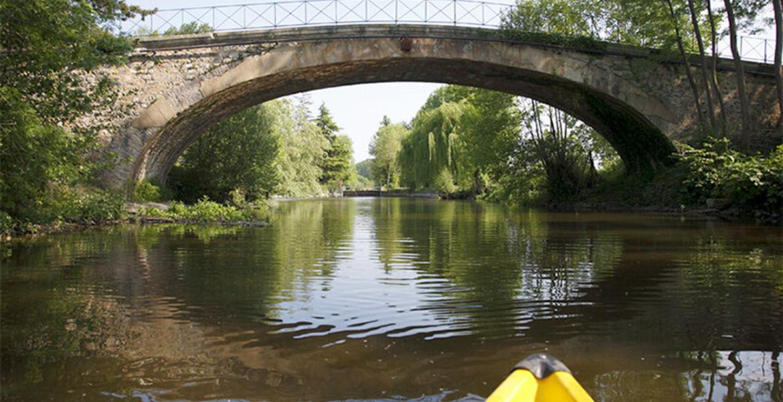 Descente 2 jours en canoë sur l'Eure
