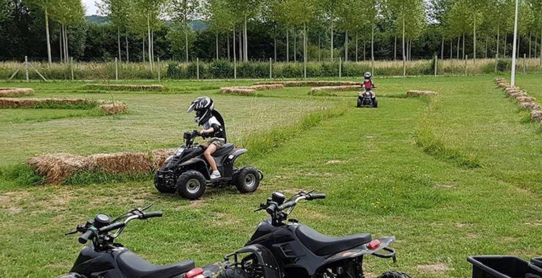 Location de buggys et quads pour enfant